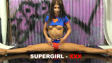 Atlanta Moreno Supergirl Video
