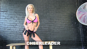 Brooke Lea Cheerleader Video