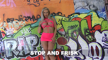 Brooke Lea Stop and Frisk Video