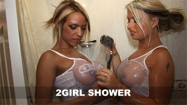 Brooke Lee 2 Girl Shower Video