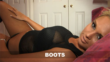 Cara Brett Boots Video