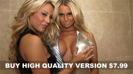 Cara Brett and Hannah Prentice Jumpsuits High Quality Video