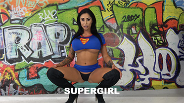 Chloe Lexus Supergirl Video