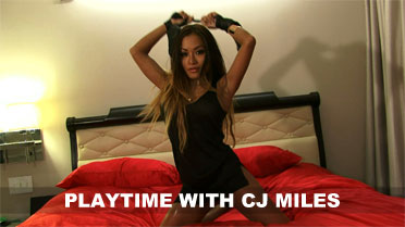 Playtime With CJ_Miles Video