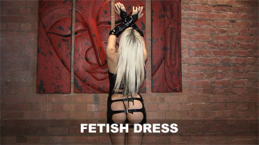 Dani Thompson Fetish Dress Video
