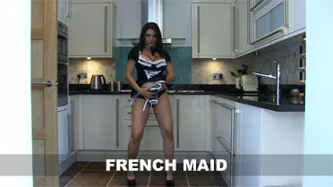Dani Thompson French Maid Video