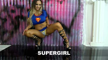 Danni Levy Supergirl Video