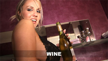 Dannii Harwood Wine Video