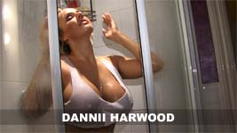 Dannii Harwood Topless and Nude Hi-Def Videos