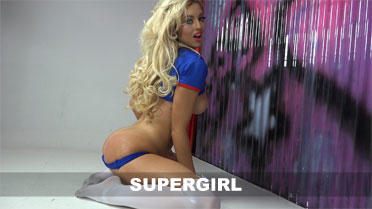 Delia Rose Supergirl Video