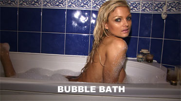 Emma Spellar Bubble Bath Video