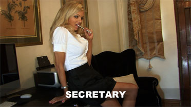 Emma Spellar Secretary Video