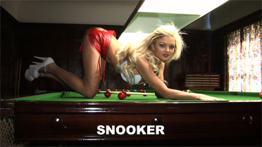 Emma S Snooker Video
