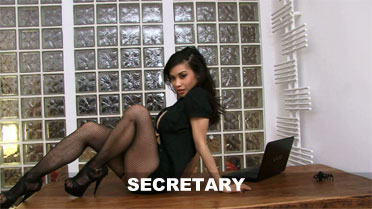 Francine Dee Secretary Video
