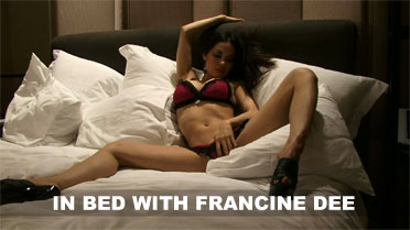 In Bed With Francine Dee Video