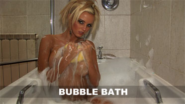 Gemma Hiles Bubble Bath Video