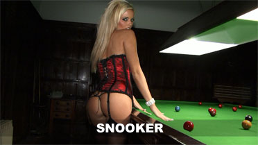 Gemma Hiles Snooker Video