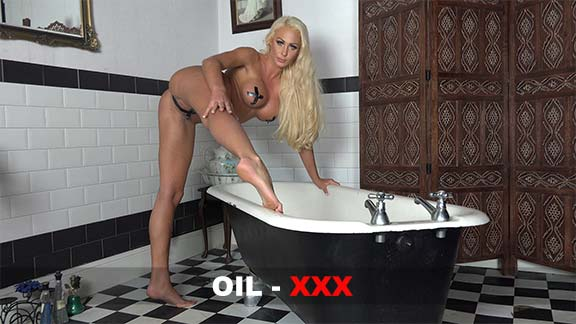 Lucy Summers  Oil Video