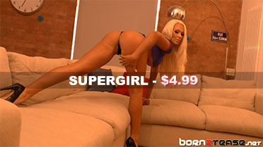 Lucy Summers Supergirl Video
