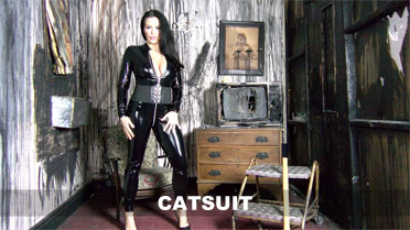 Maxie Rhoads Catsuit Video