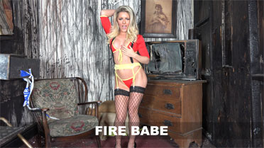 Mikaela Witt Fire Babe Video