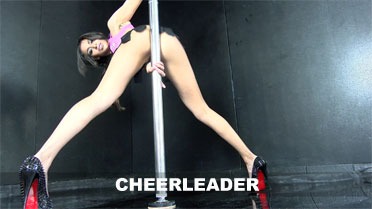 Olivia Berzinc Cheerleader Video