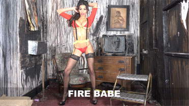 Olivia Berzinc Fire Babe Video