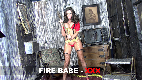 Ree Petra Fire Babe Video