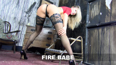Sammi Tye Fire Babe Video