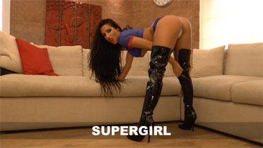 Tashie Jackson Supergirl  Video
