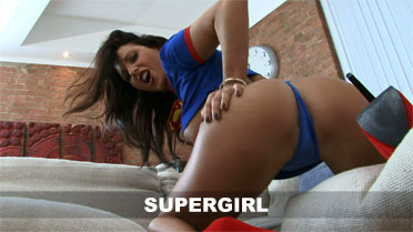 Tiffany Chambers Supergirl Video
