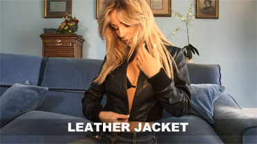 Tindra Mantel Leather Jacket Video