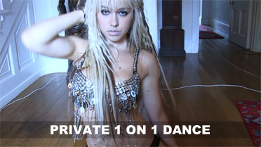 Vicky Lloyd Private 1 on 1 Dance Video